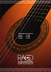 Rago Competition 2016